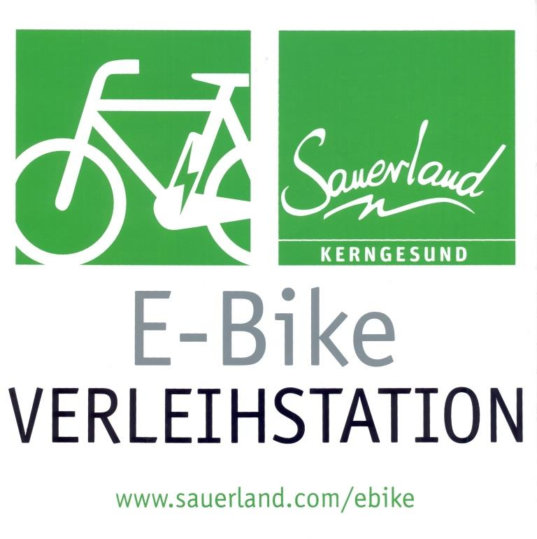 logo e bike verleihstation web